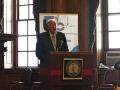 City Tech President Russell K. Hotzler